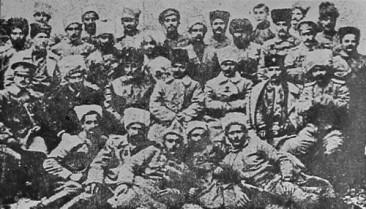 Defenders of Van with General Antranig