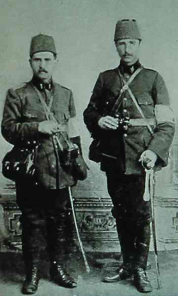 Armenians in the ottoman army – Kharpert
