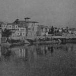 Adana and Seyhan River