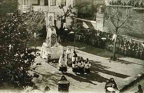Adana celebration – 1909