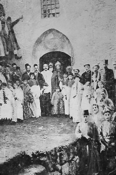 Armenian Church – Ichme