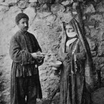 Armenian couple - 1898