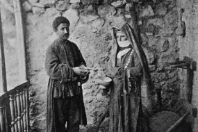 Armenian couple – 1898