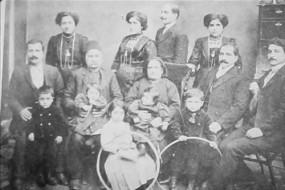 Armenian family – Amasia