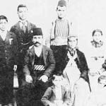 Armenian family - Hajen