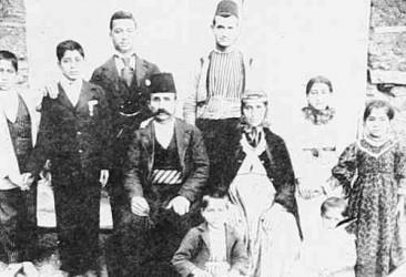 Armenian family – Hajen