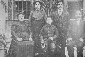 Armenian family – Amasia
