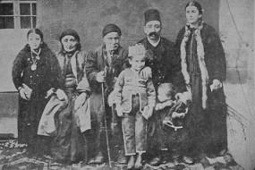 Armenian family – Kesaria