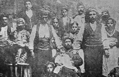 Armenian farmers – Mush