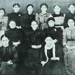 Armenian students of Yeprad College - Kharpert 1892