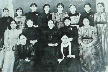 Armenian students of Yeprad College – Kharpert 1892