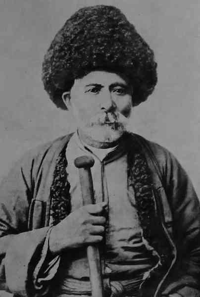 Armenian man – Vanadzor