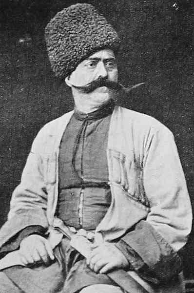 Armenian man – Caucasus