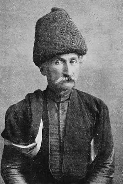 Armenian man – Tiflis