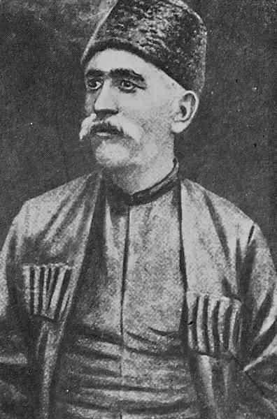 Armenian man – Zangezur