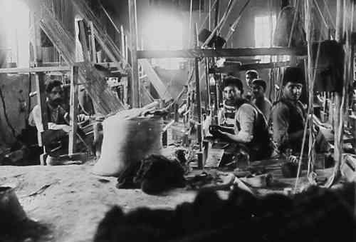 Armenian manufactory – Syria