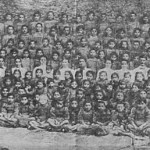 Armenian orphan girls Hajen