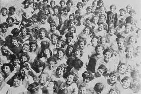 Armenian orphans, Near East Relief