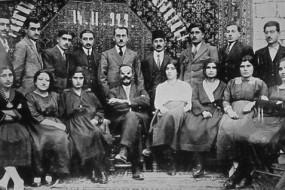 Armenian patriots