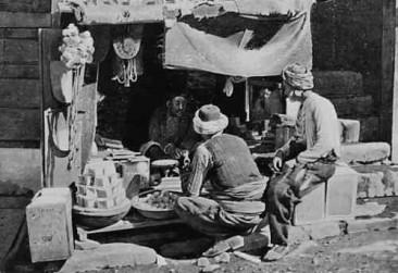Armenian shop