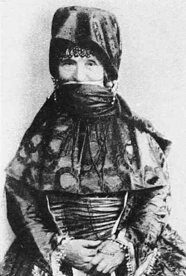 Armenian woman – Caucasus