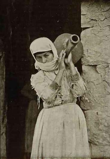 Armenian woman – Karakilise 1898