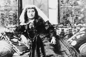 Armenian woman – Tiflis