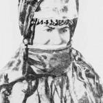 Armenian woman - Agulis