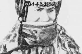Armenian woman – Agulis