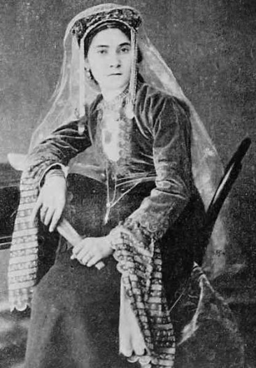 Armenian woman – Akhaltsikh
