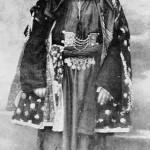 Armenian woman - Shamakhi