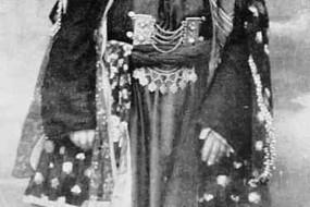 Armenian woman – Shamakhi