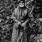 Armenian woman - Shushi