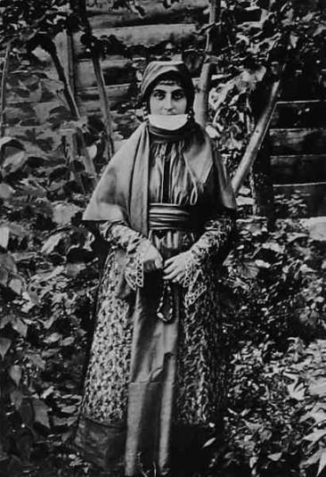 Armenian woman – Shushi