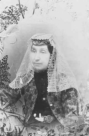 Armenian woman – Teheran