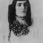 Armenian woman - Tiflis 1900