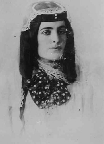 Armenian woman – Tiflis 1900