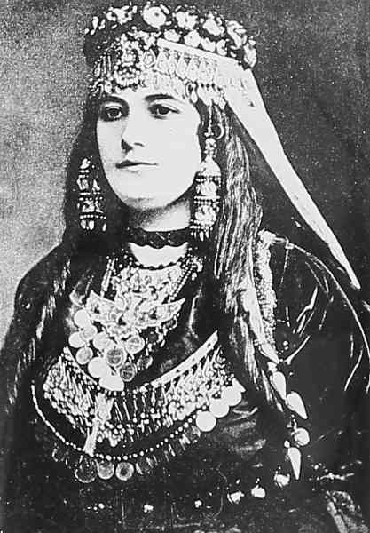 Armenian woman – Tiflis