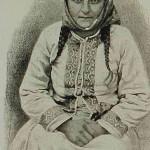 Armenian woman - Tomarza 1898
