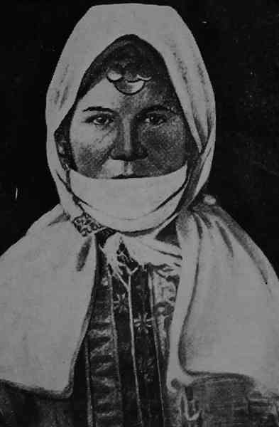 Armenian woman – Zangezur