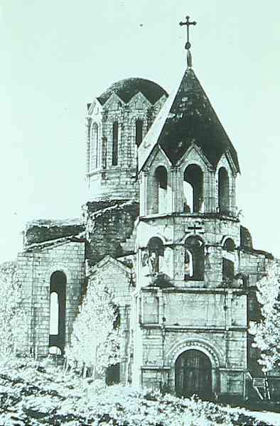 Church in Shushi