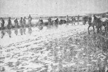 Araks River – 1916