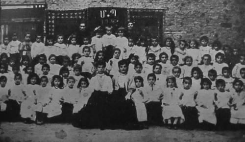 Elementary school – Amasia