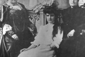 Ipranosian family – Amasia 1902