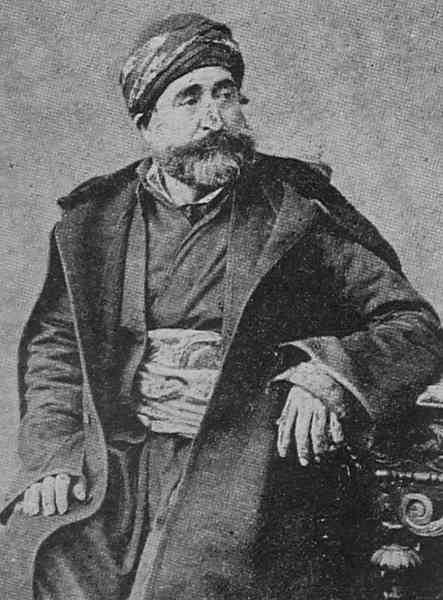 Megerdich Yakoubian