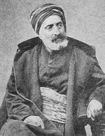 Nazaret Surenian, prince of Zeytun