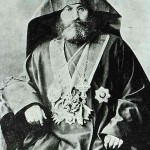 Zaven Der Yeghiayan, Patriarch of Constantinople, later exiled to Baghdad.