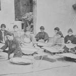 Preparation of lavash