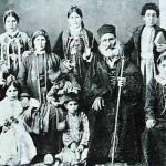 Village of Kesarig - Priest's family