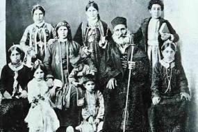 Village of Kesarig – Priest's family